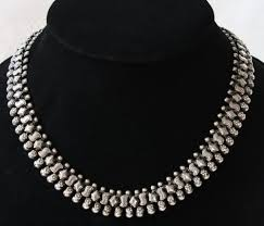 silver necklace images Silver necklace chandi ka har h r exports meerut id 10840033397 jpg
