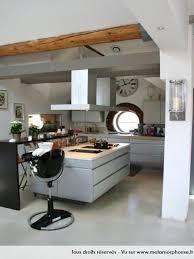 metamorphouse cuisine photos décoration de cuisine américaine ouverte moderne design