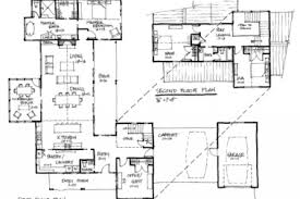 open floor plan farmhouse 31 open floor plans house plans breezeway open floor plan with