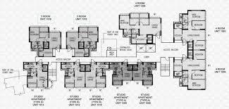 Watermark Floor Plan Floor Plans For 364a Upper Serangoon Road S 531364 Hdb Details