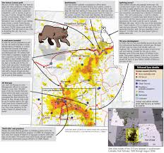 Blm Maps Colorado by The Return Of Colorado U0027s Missing Lynx U2014 High Country News