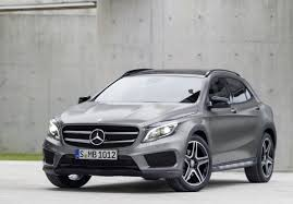 mercedes jeep 2015 black mercedes benz gla revealed arriving early 2014 performancedrive