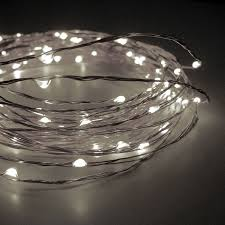 60 cool white led string lights battery operated 20