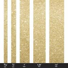 gold glitter ribbon 5 yards light yellow glitter ribbon 38 glitter yarn yellow glitter