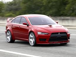 mitsubishi evo red 2015 mitsubishi lancer evolution information and photos