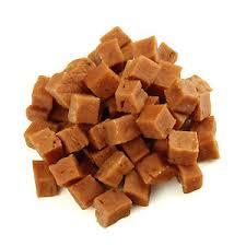 cuisine premium pet cuisine premium salmon cube treats mini cubes