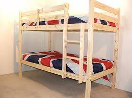 bunkbed 2ft 6 small single bunk bed very strong bunk