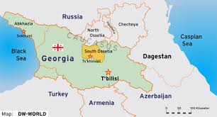 south ossetia map analysis south ossetian conflict will cost russia dearly europe