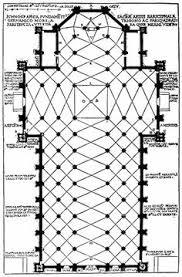 milan cathedral floor plan single storey industrial buildings nave psa pinterest life