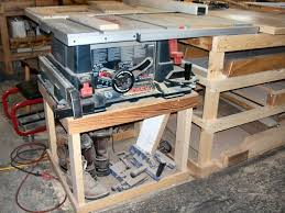 table saw reviews fine woodworking review review of the bosch 4000 portable table saw and folding