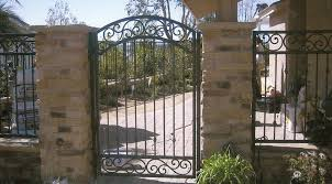 iron stair railings gates fencing doors orange county ca