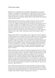 The Perfect Resume Example Nice Ideas A Perfect Resume Example Ingenious Inspiration Download