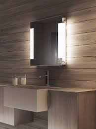 side ambience led demister bathroom cabinets light mirrors