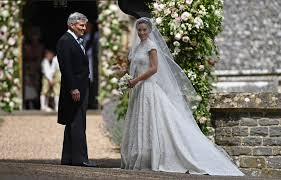 pictures from pippa middleton u0027s wedding chronicle live