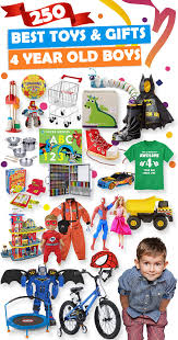 best gifts and toys for 4 year boys 2017 buzz