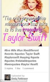 who said it adolf or taylor swift pinterest user actually
