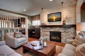 Tv Room Decor Ideas Living Room Luxury Living Room With Fireplace And Tv Decorating