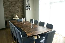 dining room table size for 10 enthralling 10 person dining table large size of square