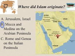 the muslim world ppt
