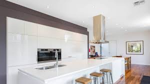 home of the week contemporary design with all the mod cons in deakin