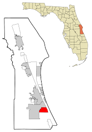 Fl Zip Code Map by Malabar Florida Wikipedia