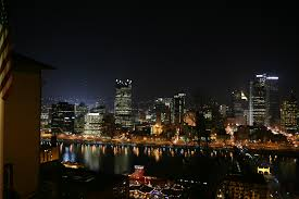 American Flag Christmas Lights Light Up Night Pittsburgh U2013 Ruth E Hendricks Photography