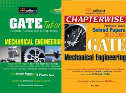 gate mechanical engineering guide u0026 solved paper set of 2 books