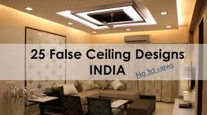 Indian Home False Ceiling Designs