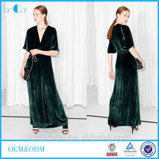 china green velvet dress china green velvet dress manufacturers