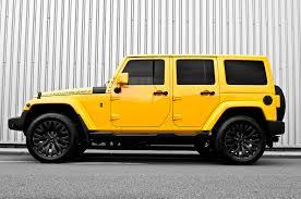 2016 Wrangler Diesel Jeep Wrangler Sahara Cj300 By Kahn Unveiled Autoevolution