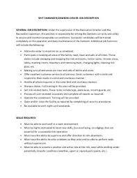 Supervisor Job Description Resume by Cashier Job Description Resume Duties Of A Cashier Resumes