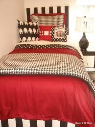 Alabama Bed Set Of Alabama Ua College Bedding Set