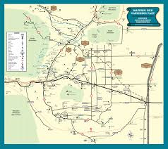 Route 66 New Mexico Map by East Mountain Historical Society