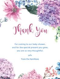 thank you for coming to baby shower choice image baby shower ideas