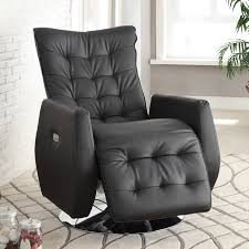 bedroom recliner and swivel chairs swivel recliner