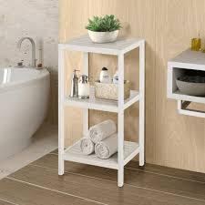 bathroom cupboard ideas ideas for bathroom shelves modern plain grey wallpaper brown