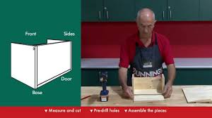 how to build a letterbox diy at bunnings youtube