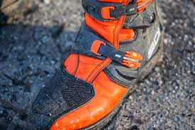 motocross boots review rated sidi x treme boots srs brake magazine