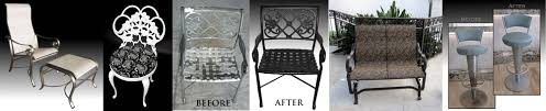Florida Outdoor Furniture by Outdoor Patio Furniture Restoration Repair Broward County South