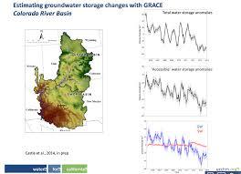 Colorado River Basin Map by Declining Colorado River Basin Groundwater Reserves Jfleck At