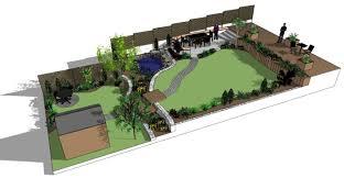 Sloping Garden Ideas Photos Sloping Garden Design Ideas Uk The Garden Inspirations