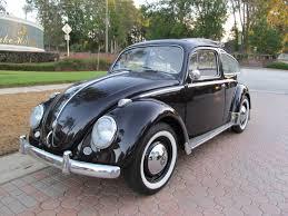 volkswagen classic beetle 1958 volkswagen beetle ragtop sold vantage sports cars