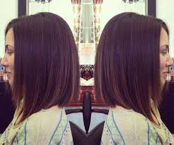 medium length hair styles shorter in he back longer in the front 20 short shoulder length haircuts short hairstyles 2017 2018