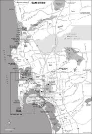 Map Of San Diego by My Favorite U S City San Diego Ca Moon Travel Guides