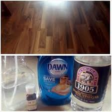3 ingredient wood floor wood floor diy
