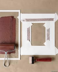 lace picture frame mat martha stewart
