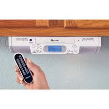 under cabinet kitchen radio cd player decorating appealing undercounter kitchen radio 52 in home