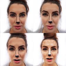 beauty easy step by step halloween makeup tutorial