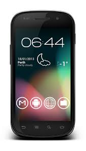 android jellybean transparent status bar android jelly bean
