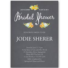 Words For Bridal Shower Invitation Ustom Bridal Shower Invitations Vertabox Com